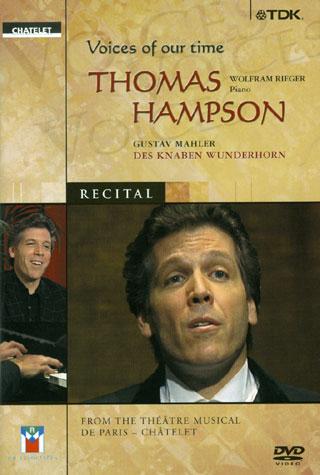 récital au Théâtre du Châtelet (2002)