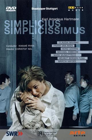 Karl Amadeus Hartmann | Simplicius Simplicissimus
