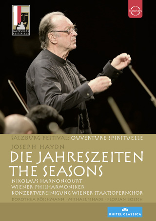Nikolaus Harnoncourt joue Die Jahrenszeiten de Joseph Haydn