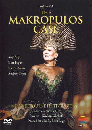 production filmée à Glyndebourne en 1995