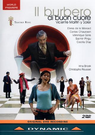 Il burbero di buon cuore, opéra de Vicente Martin y Soler
