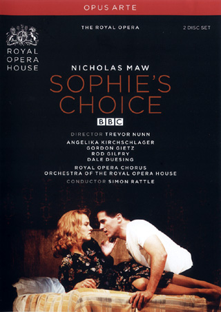 Nicholas Maw   Sophie's choice