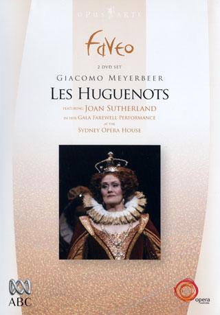 Richard Bonynge joue Les Huguenots (1836), grand opéra signé Meyerbeer