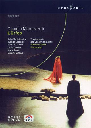 L'Orfeo, opéra de Monteverdi