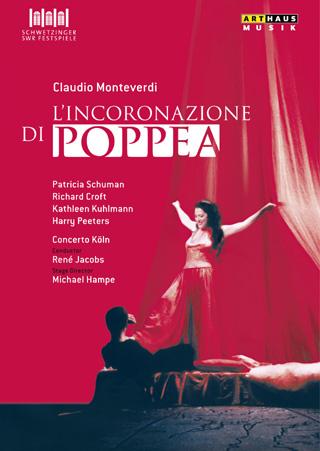 Claudio Monteverdi | L'incoronazione di Poppea