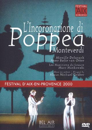 L'incoronazione di Poppea, opéra de Monteverdi