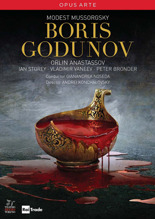 Boris Godounov, opéra de Modeste Moussorgski