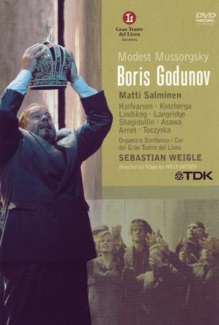Boris Godounov, opéra de Moussorgski