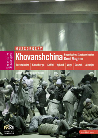 Kent Nagano joue Khovantshina de Moussorgski à Munich, en juillet 2007