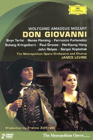 Enregistré en octobre 2000, au Metropolitan Opera House