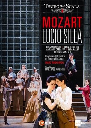 Marc Minkowski joue Lucio Silla (1772), opera seria d'un Mozart adolescent