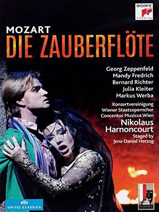 Nikolaus Harnoncourt joue Die Zauberflöte (1791) à Salzbourg, en 2012