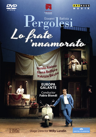 Giovanni Battista Pergolesi | Lo frate 'nnamorato (Le frère amoureux)