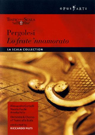 Giovanni Battista Pergolesi | Lo frate 'nnamorato