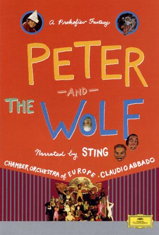 Pierre et le loup, de Prokofiev