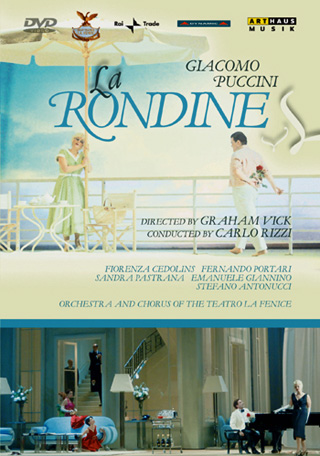 Giacomo Puccini | La rondine