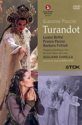 Giacomo Puccini | Turandot