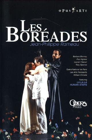à l'Opéra national de Paris, en 2003