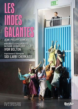 Ivor Bolton joue Les Indes galantes (1736), opéra-ballet signé Rameau