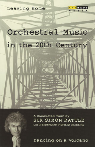 Musique orchestrale au XXe siècle (vol.1 | Dancing on a volcano)
