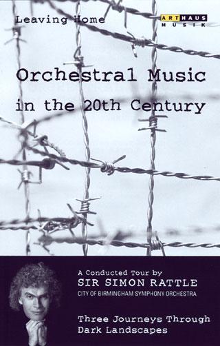 Musique orchestrale au XXe siècle (vol.4 | Three journeys through dark landscape