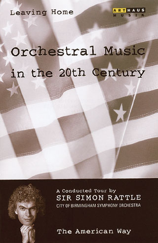 Musique orchestrale au XXe siècle (vol.5   The american way)