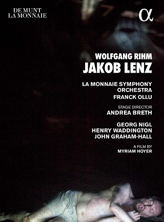 Franck Ollu joue Jakob Lenz (1979), opéra de chambre de Wolfgang Rihm
