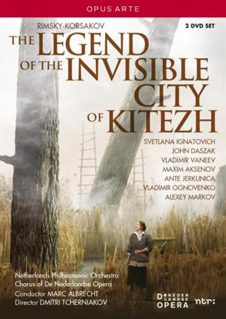Nikolaï Rimski-Korsakov | La légende de la ville invisible de Kitège […]