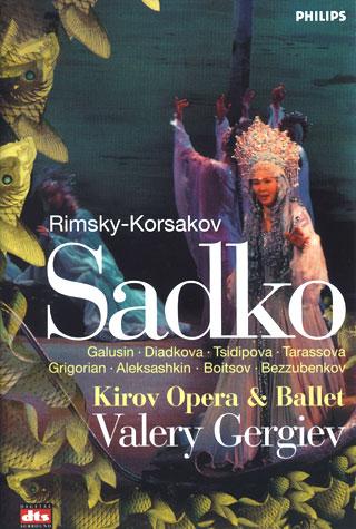 Nikolaï Rimski-Korsakov | Sadko