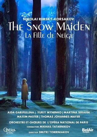 """BelAir Classiques édite le DVD de """"La fille de neige"""", opéra de Rimski-Korsakov"""