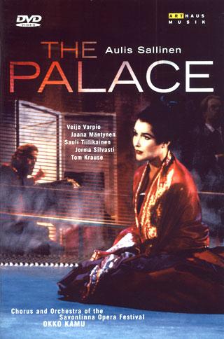Le palais, opéra de Sallinen