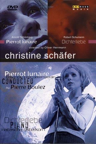 Christine Schäfer chante Schönberg et Schumann
