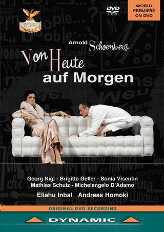 Arnold Schönberg | Von Heute auf Morgen