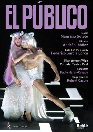 Pablo Heras-Casado crée El público (2015), opéra de Mauricio Soleto