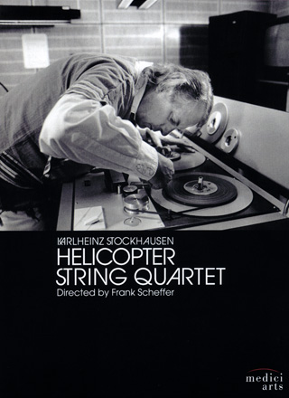 Karlheinz Stockhausen | Helikopter-Streichquartett