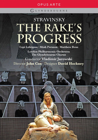 Igor Stravinsky | The Rakes Progress