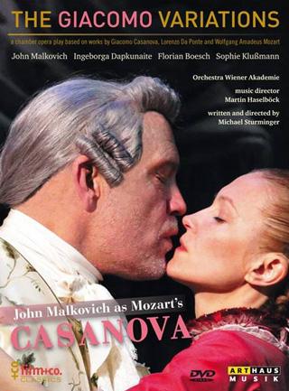 The Giacomo variations, « opéra de chambre » pour comédiens et chanteurs