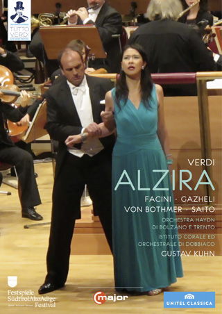 Giuseppe Verdi | Alzira