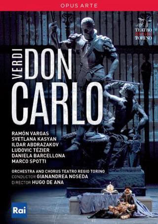 En 2013, Gianandrea Noseda joue Don Carlo (1884), opéra de Verdi