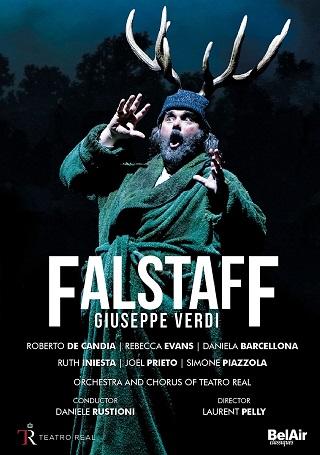 Daniele Rustoni joue Falstaff (1893), l'ultime ouvrage lyrique de Verdi