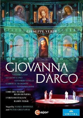 Ramón Tebar joue Giovanna d'Arco (1845), septième opéra de Giuseppe Verdi