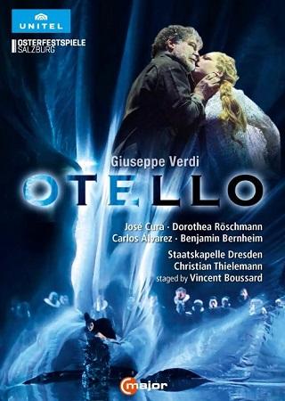 Christian Thielemann joue Otello (1887), à l'Osterfespiele Salzburg 2016