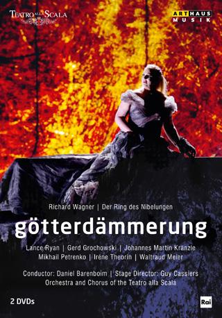 Daniel Barenboim joue Götterdämmerung (1876), à Milan, en juin 2013