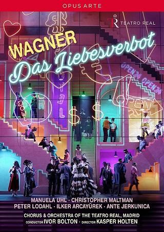 Ivor Bolton joue Das Liebesverbot (1836), deuxième opéra de Richard Wagner