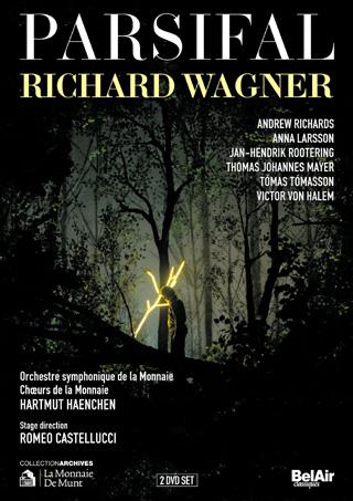 Parsifal, Bühnenweihfestspiel de Wagner