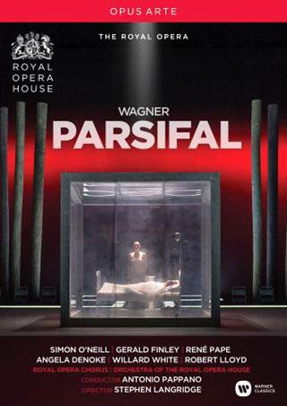 Antonio Pappano joue Parsifal (1882), Bühnenweihfestspiel de Wagner