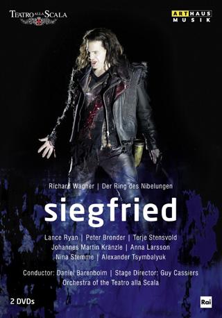 Barenboim joue Siegfried (1876), l'opéra de Wagner, à Milan (2012)