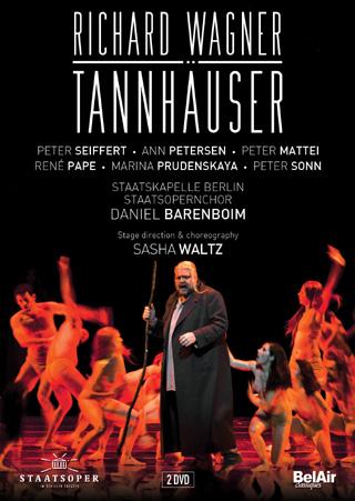 DVD Tannhäuser Wagner, Berlin, BelAir Classiques