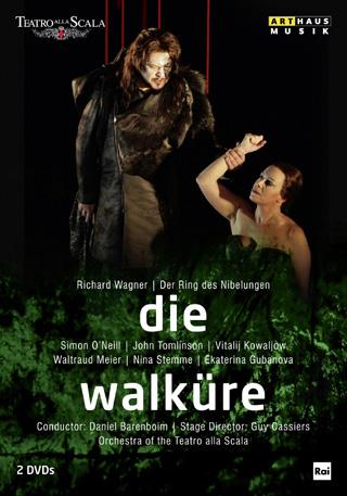 Daniel Barenboim joue Die Walküre (1870), opéra de Richard Wagner