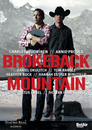Titus Engel joue Brokeback Mountain (2014), un opéra signé Wuorinen